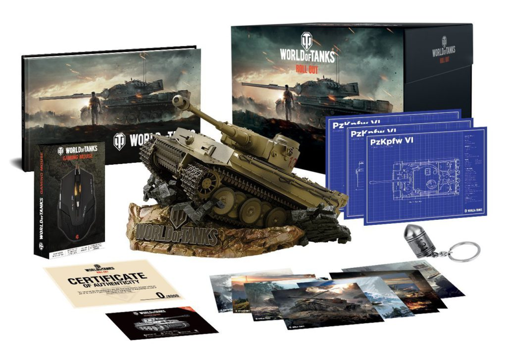 World of Tanks Edycja Kolekcjonerska - UNBOXING