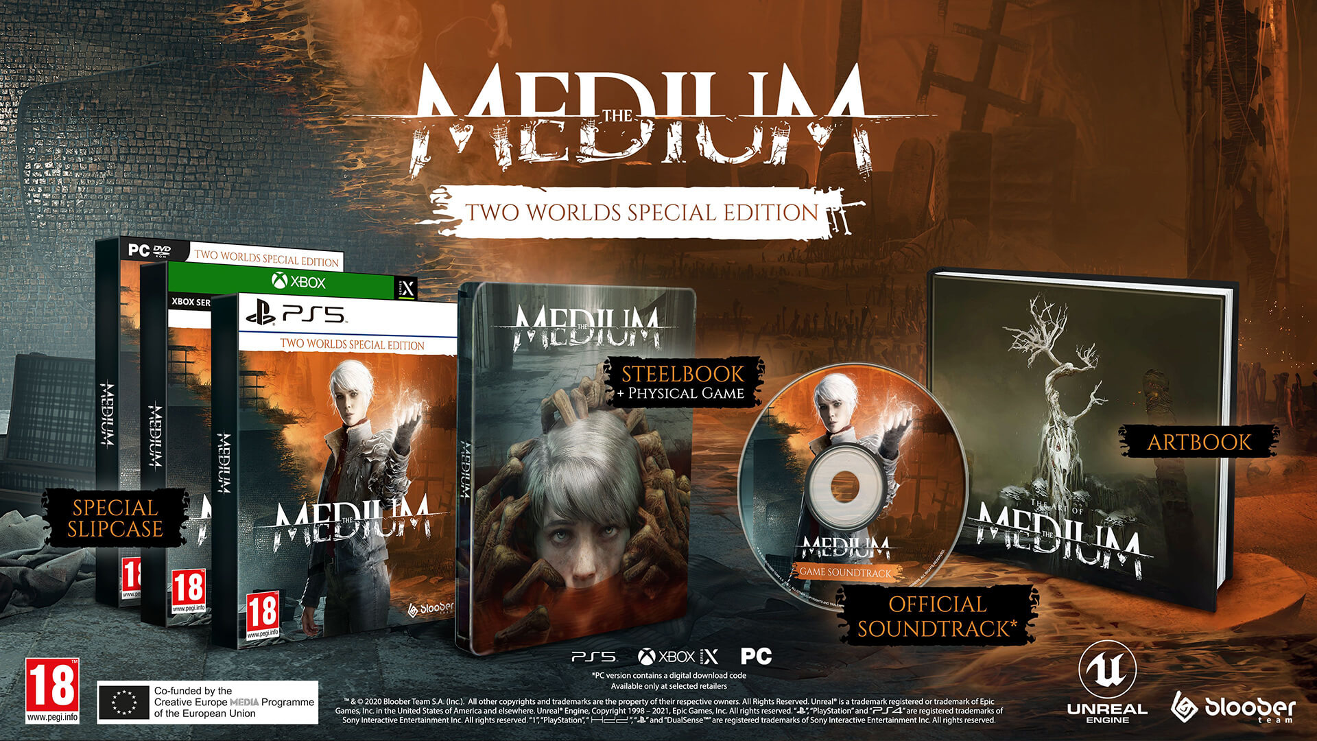 The Medium Two Worlds Special Edition